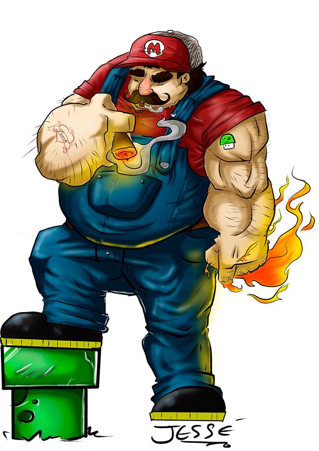 Mario, de Jessé Luiz
