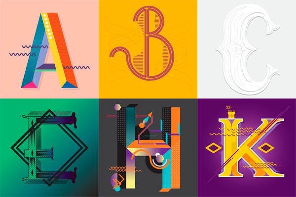 tipografias flâmula estúdio midiadrops