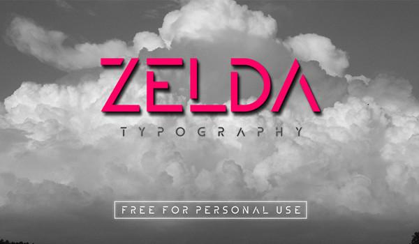 line-fonts-gratuitas-zelda-midiadrops